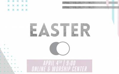 9:00 Easter Service